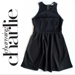 Charming Charlie • Sleeveless Fit & Flare Dress